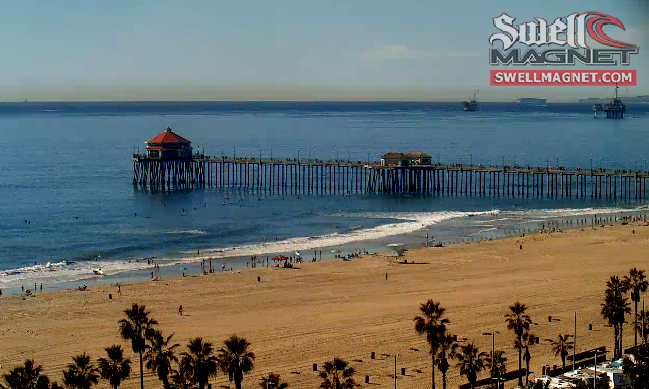 Free Live Huntington Beach Overview Surf Cameras And Surf Reports