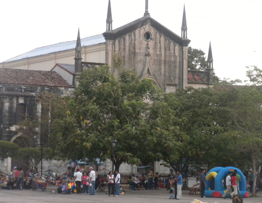 The City of Leon.